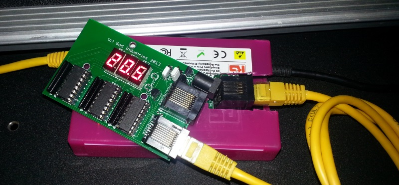 PiCH temperature board image
