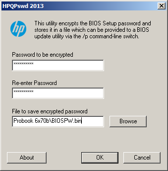 SCCM 2012 R2 - Updating and configuring HP ProBook 6470b
