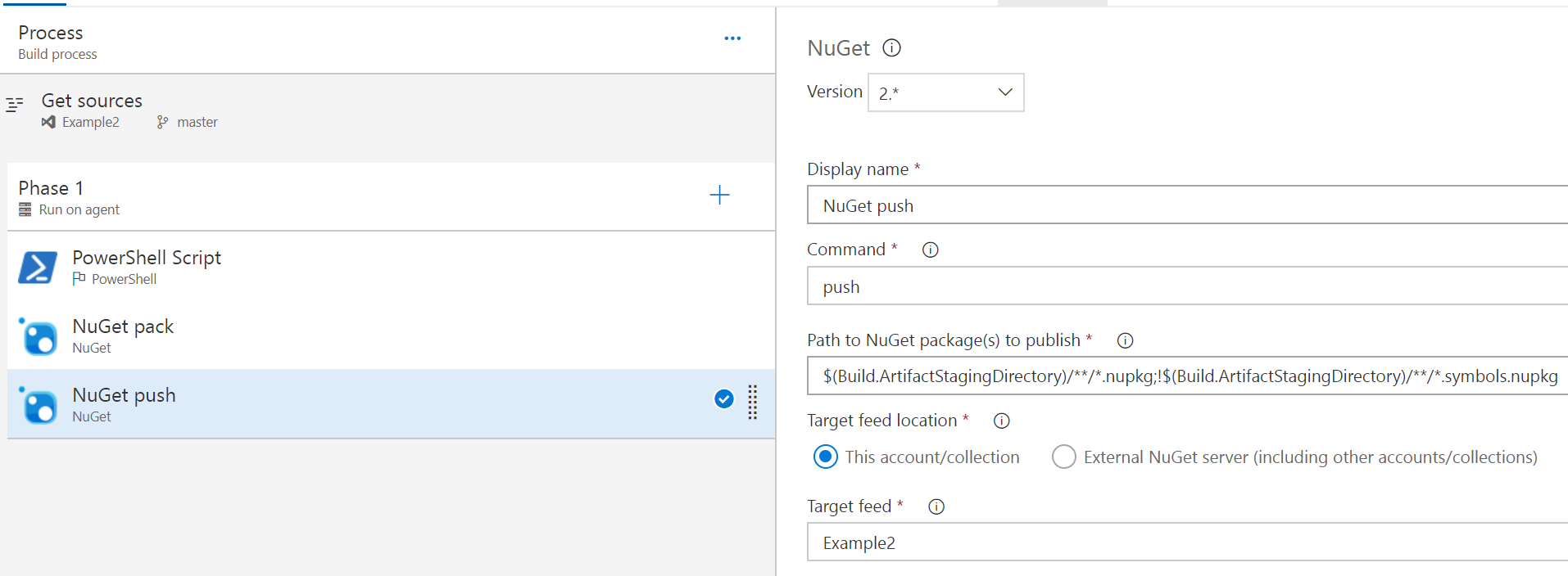 Using VSTS for building and hosting PowerShell modules with Package